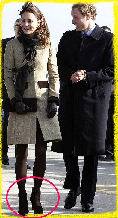 Kate Middleton Boots Soitalian Blog